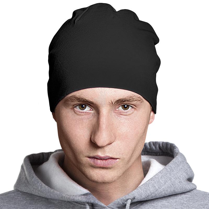 Printio Сs.cool белая шапка классическая унисекс printio zander hat