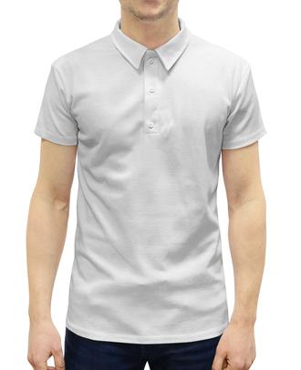 Рубашка Поло с полной запечаткой