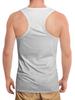 Blank realistic back