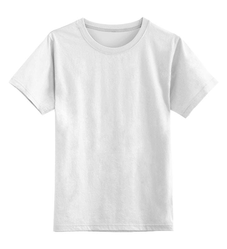 Детская футболка классическая унисекс Printio Арт будда