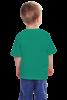 Детская футболка классическая унисекс Зеленый_