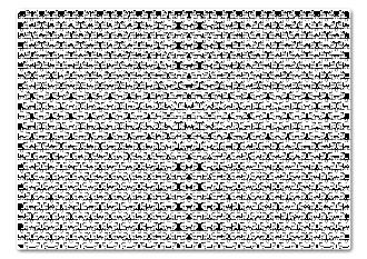 Пазл 43.5×31.4 см (408 элементов)
