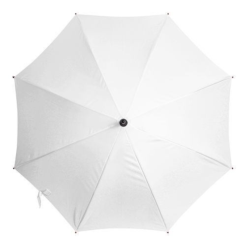 Зонт-трость двусторонний с деревянной ручкой АнтиПсихоВирус Си +