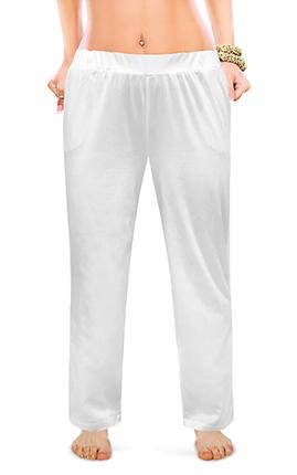 Женские пижамные штаны