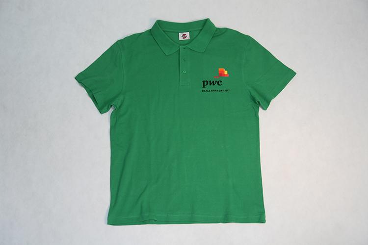 Рубашка-поло классическая прямая цифровая печать